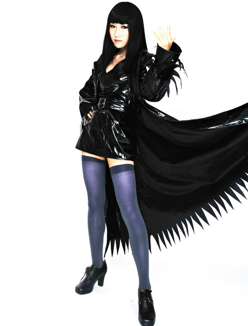 Free Shipping One Piece Film Strong World Nico.Robin Anime Cosplay Costume