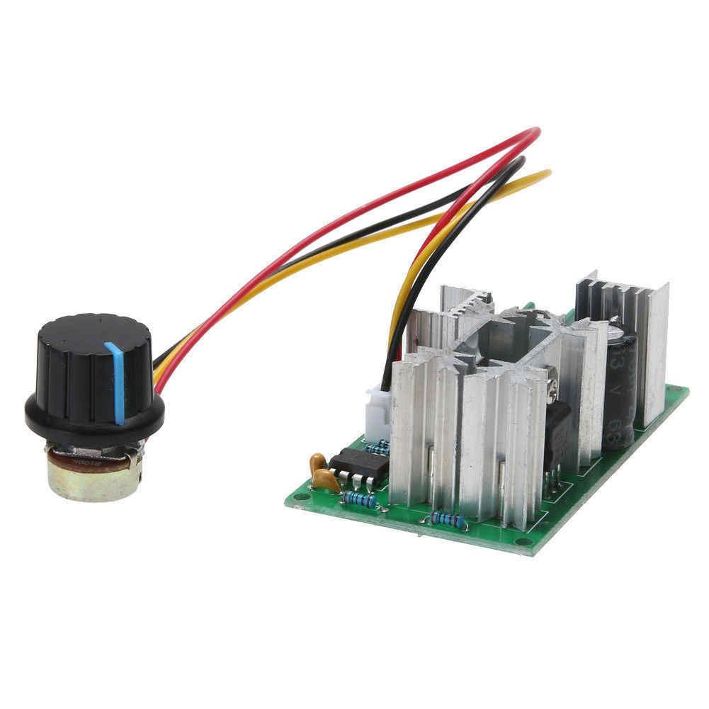 Le meilleur Module de contrôleur de vitesse de moteur de ventilateur de PWM 1200 W 20A DC 12 V/24 V/36 V/48 V/60 V 25 KHZ 889