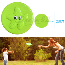 New style Flying Disk Frisbee Early Learning&Education Kids Outdoor Fun Sport Baby/Kid/Boy toys Flying Disc Best gift for kids