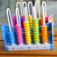 Math toys for kids Child Abacus Counting Beads Maths Learning Educational Toy math Early Learning Freeshipping