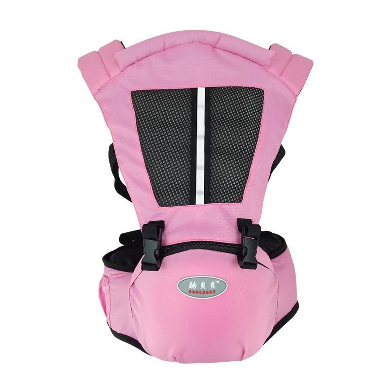 Newborn Baby Carrier Kangaroo Toddler Sling Wrap Portable Infant Hipseat Baby Care Waist Stool Adjustable Hip Seat 0-36 Months (4)