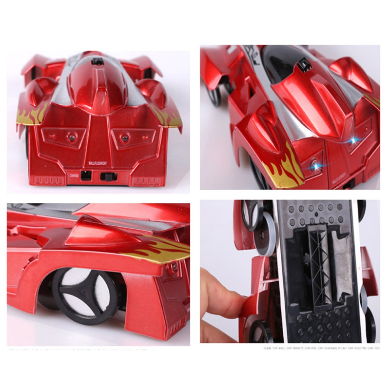 Image 5 - New RC Car Remote Control Anti Gravity Ceiling Racing Car Electric Toys Machine Auto Gift for Children RC Car new-in RC Cars from Toys & Hobbies