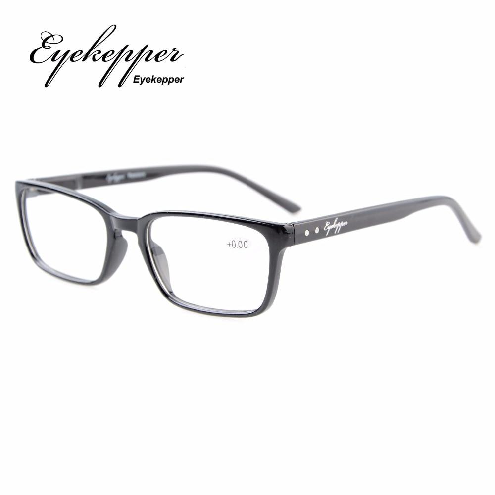 3r898 Lectores Retro Resorte Bisagras Gafas Para Leer Hombres