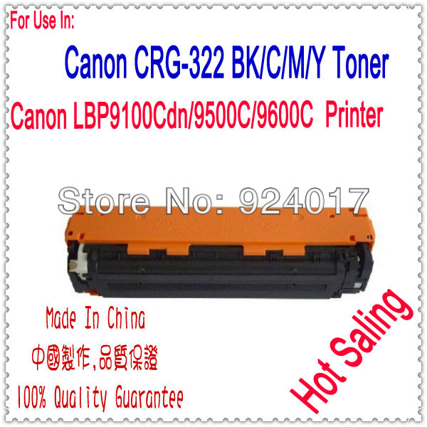 For Canon LBP9100C LBP9100CDN LBP9500C LBP9600C Color Printer Toner Cartridge,For Canon LBP 9100C 9100CDN 9500C 9600C Toner canon 712 1870b002 black картридж для принтеров lbp 3010 3020
