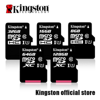 Kingston MicroSDHC MicroSDXC Class 10 UHS I Card 8GB