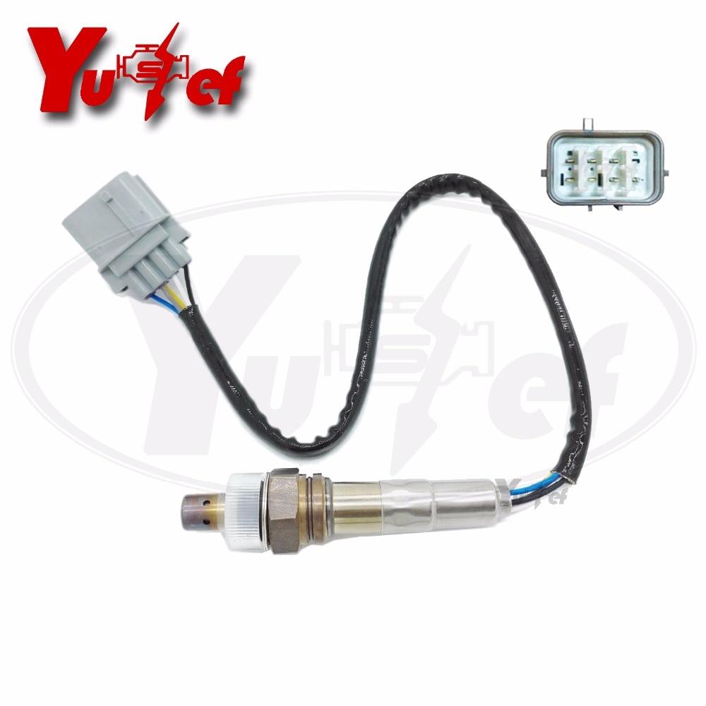 Otomobiller ve Motosikletler'ten Egzoz Gazı Oksijen Sensörü'de 1 adet yüksek kalite O2 oksijen sensörü Fit HONDA LEGEND için MR V ODYSSEY 36531RDMA01 36531 RDJ A01 36531 RDM A01 2005  title=