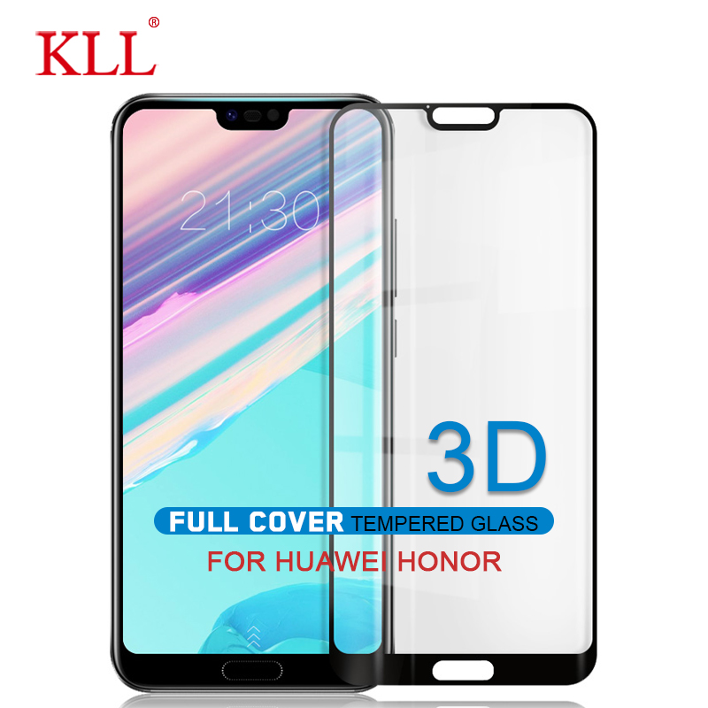 3D Full Protection Gentle Edge Tempered Glass For Huawei Honor 9I 9 Lite Display Protector For Honor 6A 7A Professional 7C 7X Protecting Glass