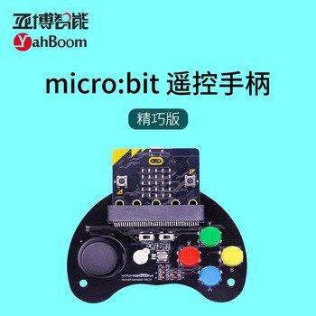 Microbit programable gamepad Micro bit rocker botón junta de expansión kit de control remoto