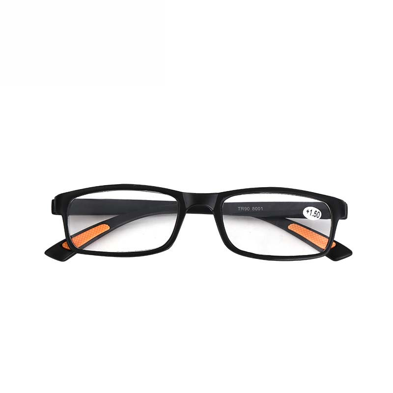 Unisex Classic Black Frame <font><b>Reading</b></font> <font><b>Glasses</b></font> Women <font><b>Men</b></font> Presbyopic <font><b>Glasses</b></font> Eyewear 1.0+1.5+1.75+2.0+<font><b>2.25</b></font>+2.5 Gafas De Lectura image