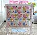 Promoção! Kitty Mickey bebé meninas 62 * 52 cm de cama Hanging organizer sacos bebe conjuntos de cama de armazenamento acessórios saco de fraldas