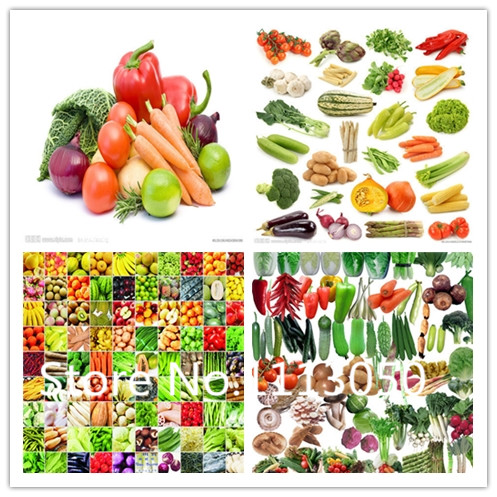 100pcs Perennial Vegetable Seeds World Hottest Vegetable Seeds Garden Bonsai Seeds mix colors Free Shipping