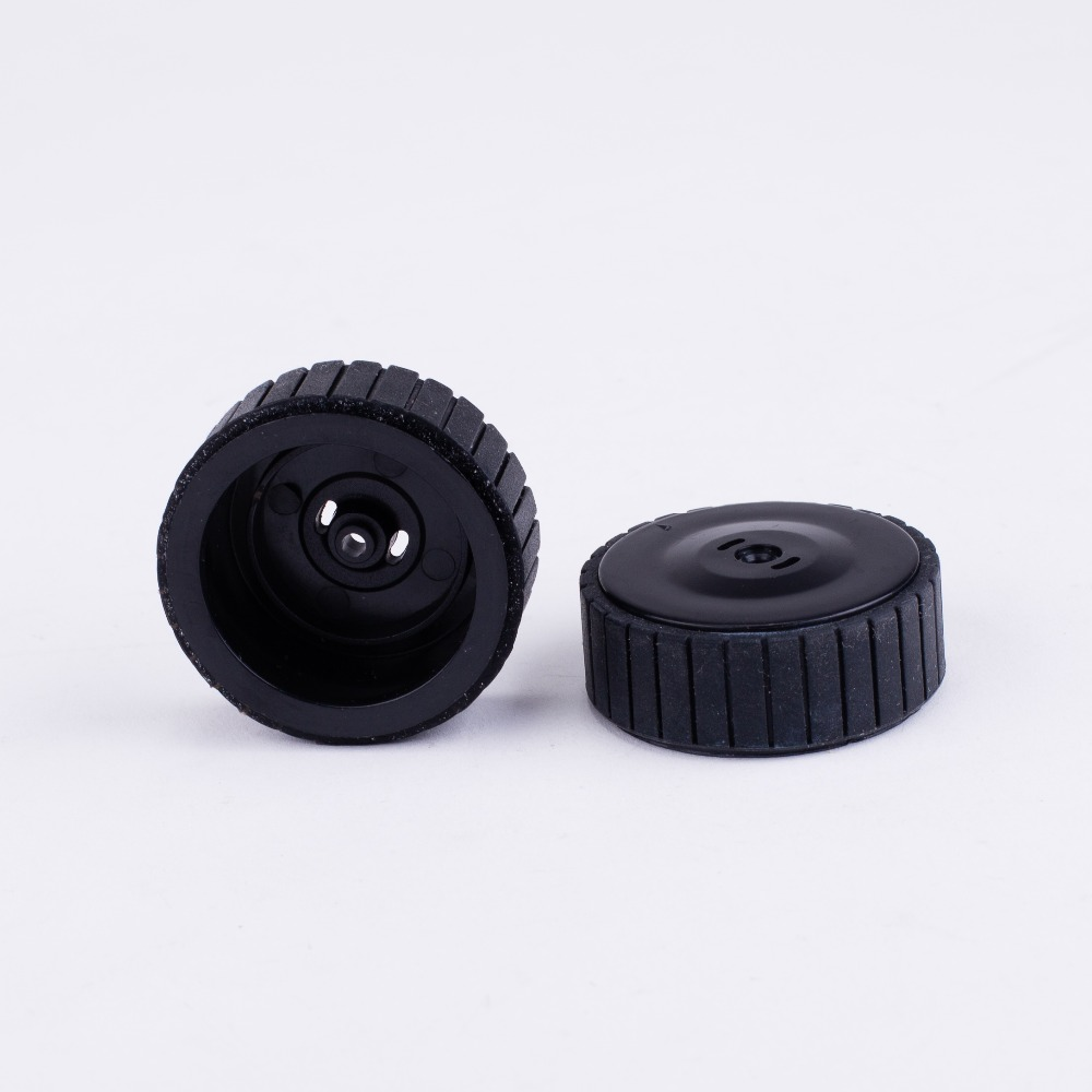 2-Pack Replacement Wheels For IRobot Scooba 340 350 5900 5800 380 345 6050 385 335 Vacuum Cleaners Wheel