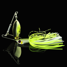 SPINNER BAIT 10g Spinner Buzzi Bait bait fishing lure spoon Fresh Water Shallow Water Bass Minnow spinnerbait lures