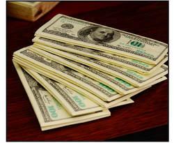 Доллар $100 Bill Money Pocket салфетки из шелковистой бумаги Шутка Подарок 4 июля вечерние партии казино