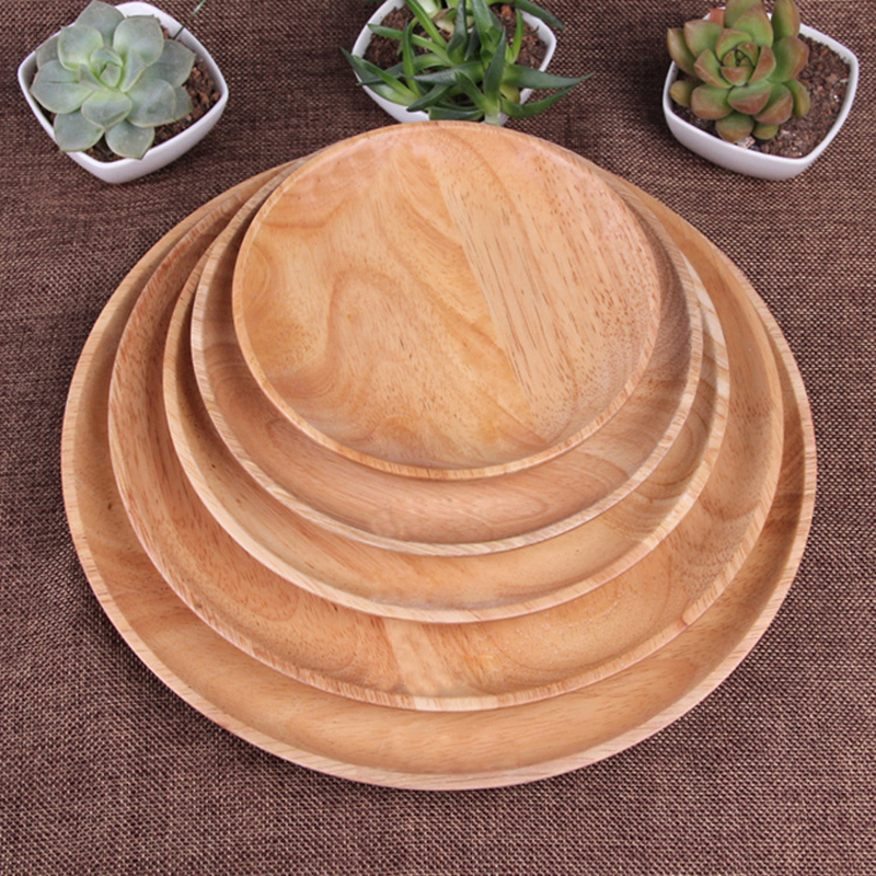 High Quality Creative Dishes And Healthy Natural Rrubber