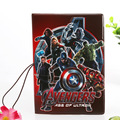 Hot Overseas travel accessories passport cover, luggage accessories passport card-The avengers alliance