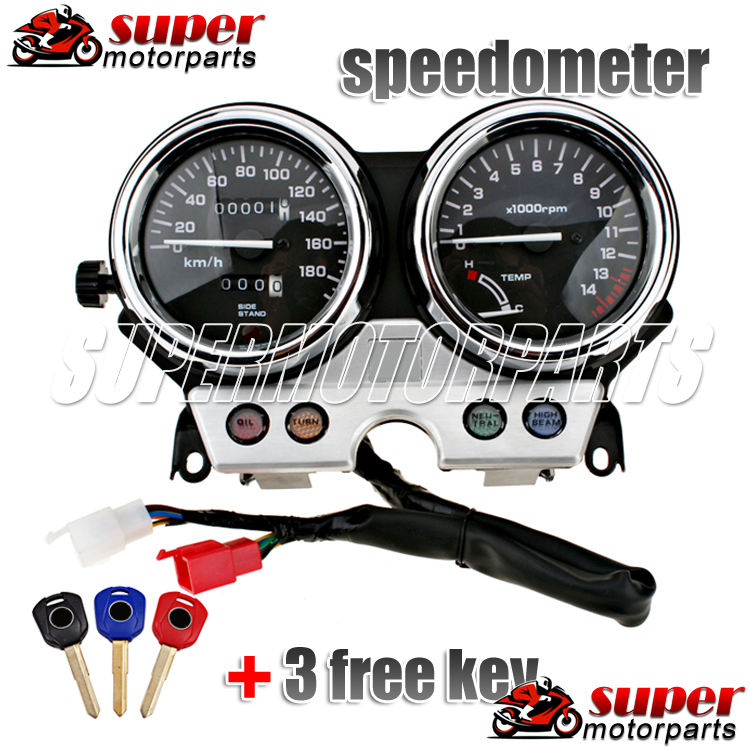 For Honda CB400 1995-1996-1997-1998 Speedometer Tachometer speedo clock instrument assembly motorcycle gauge accessories