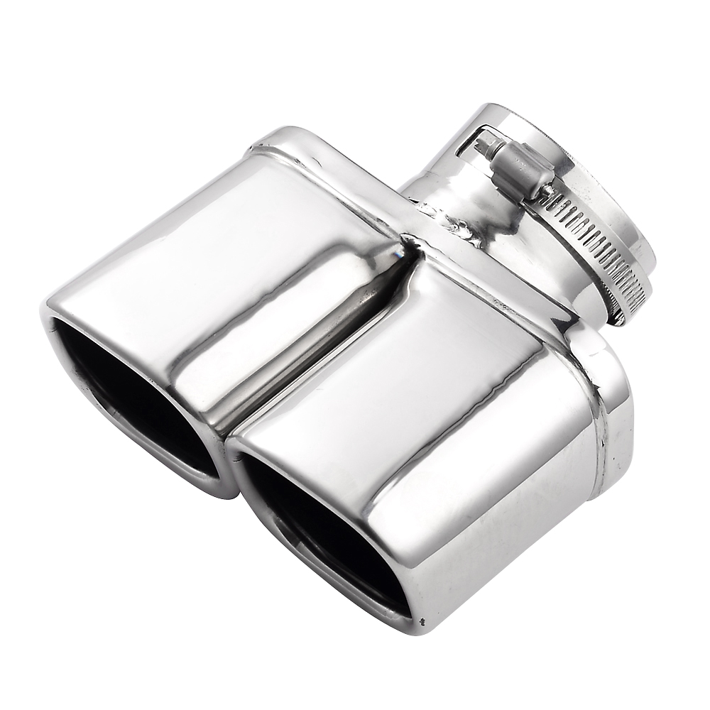 Auto accessories exhaust pipe car stainless steel muffler