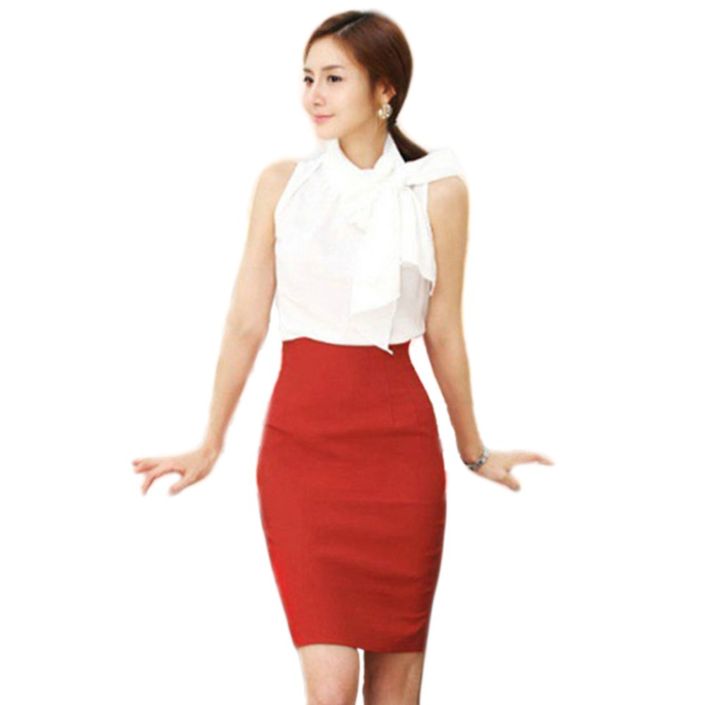 Compare Prices on Fitted Pencil Skirt- Online Shopping/Buy Low ...