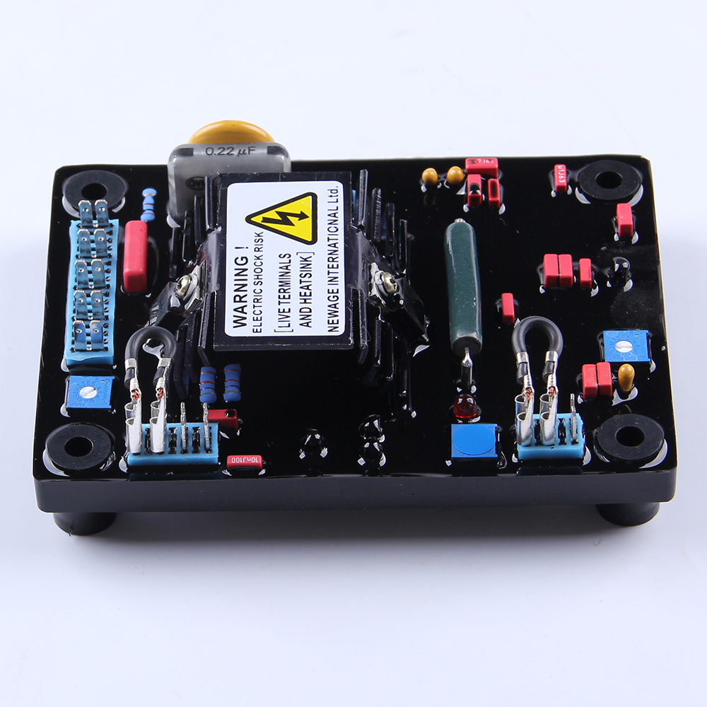 AVR SX460 Diesel Generator Brushless ac auto voltage regulator alternator Parts Accessories universal avr circuit for genset ts 4 12