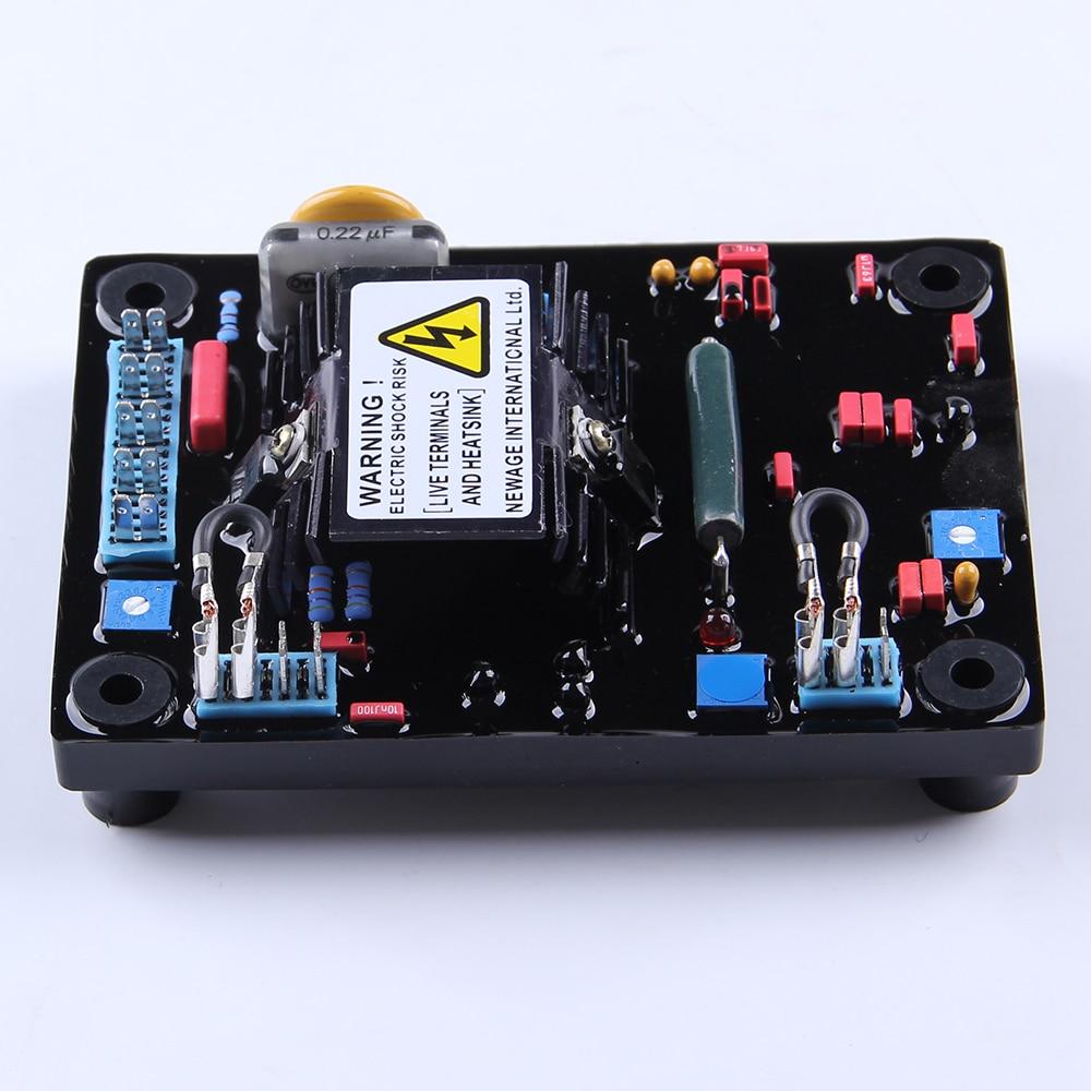 AVR SX460 Generatore Diesel Brushless ac automatico regolatore di tensione alternatore Parti Accessori circuito regolatore universale per gruppo elettrogenoAVR SX460 Generatore Diesel Brushless ac automatico regolatore di tensione alternatore Parti Accessori circuito regolatore universale per gruppo elettrogeno