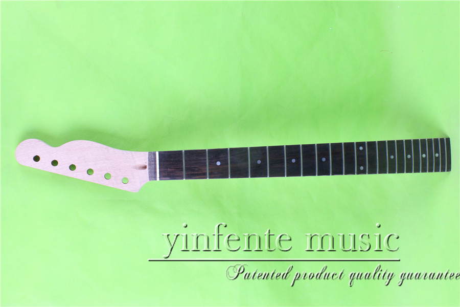 T-00115#    25.5 Electric guitar neck rosewood     fingerboard fine quality  22 fret s 00166 25 5 big head electric guitar neck fine quality rosewood fingerboard 22 fret