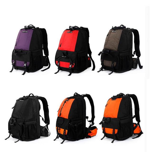 Careell C1013 Travel Camera Backpack Digital SLR Backpack Soft Shoulders Waterproof Camera Bag Men Women Bag  Camera Video Bag