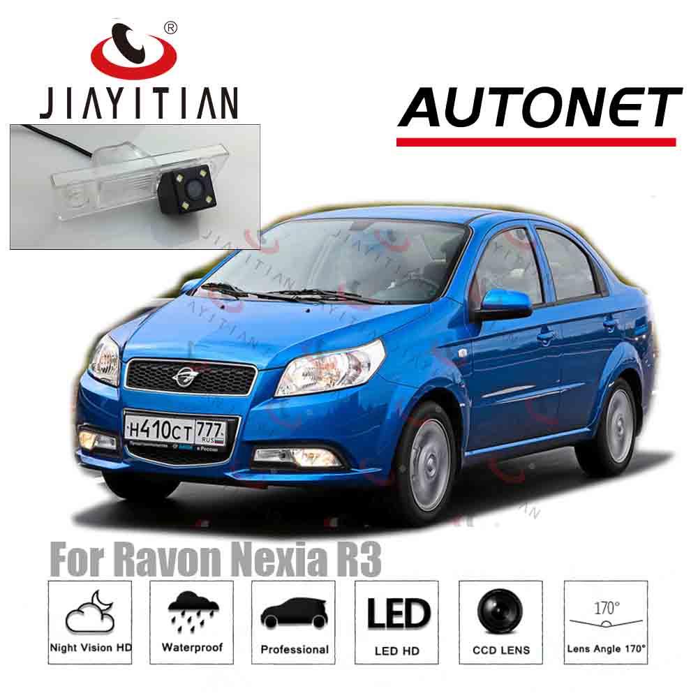 JIAYITIAN Car Rear View Camera For Ravon Gentra Nexia R3 CCD Backup Parking Reverse Camera/Night Vision/License Plate Camera
