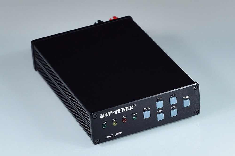 Detail Feedback Questions about mAT 180H HF Auto tuner 120W AUTO