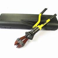 Гидравлические бар ножницы YQ 12B Многофункциональный ручной арматуру cut 4 12 мм гидравлический резак арматуры Гидравлические инструменты