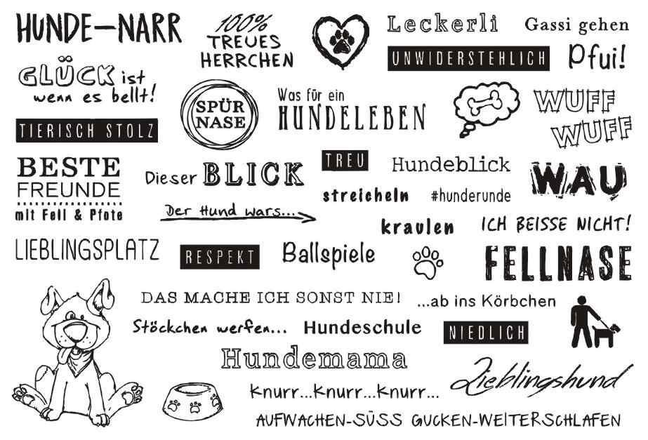 """Пособия по немецкому языку собака прозрачный чистый силикон штамп/замазка для """"сделай сам"""" Скрапбукинг/фотоальбом декоративный прозрачный штамп A916"""