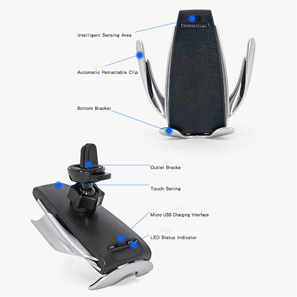Automatic-Clamping-Wireless-Car-Charger-For-iphone-Android-Air-Vent-Phone-Holder-360-Degree-Rotation-Charging (3)