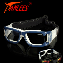 Brand Warranty! Baskettball Prescription Glasses Football Soccer Optical Eyewear Sports Goggles with adjustable strap Frees Ship