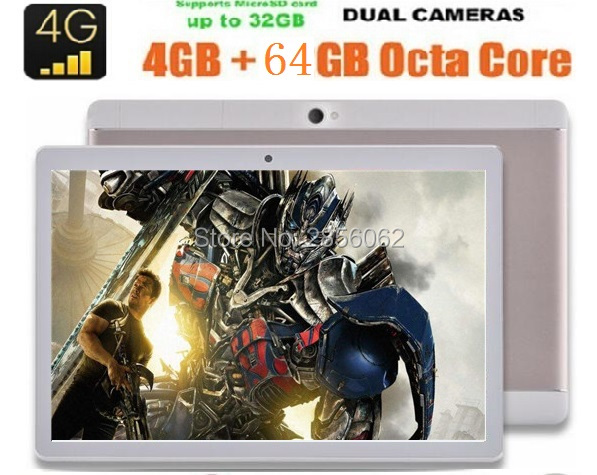 DHL Free 3G 4G LTE Phone call tablet PC 10 inch Android 6 0 Octa core