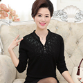 Cashmere new 2016 autumn and winter casual long-sleeved solid color diamonds high elastic warm women sweaters and pullovers