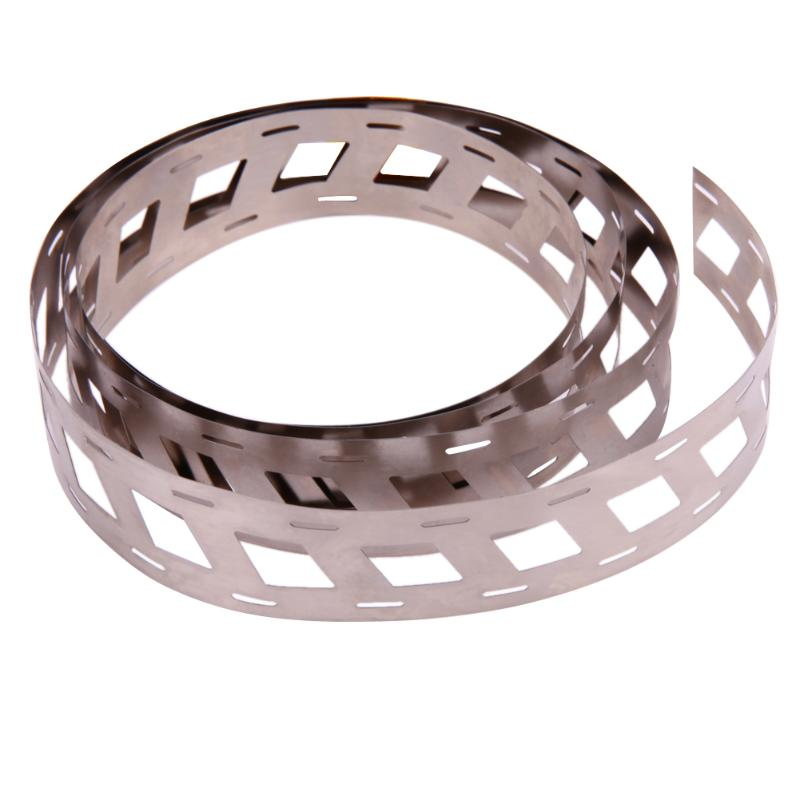 Brand New Pure Nickel Tape Sheet 1M 0.15*23mm Pure Ni Plate Nickel Strip Tape for 18650 Battery Welding 2 meter tape 8mm x 0 15mm spcc pure ni plate nickel strip tape strap for battery welding diy pack assembly popular