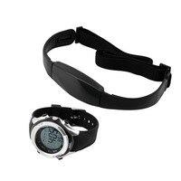 1 Unidades pecho Correa + reloj del transmisor al aire libre Ciclismo Sport fitness Wireless Monitores reloj inteligente Relogio Masculino