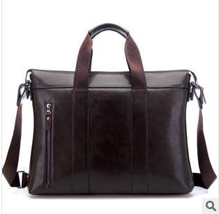 Hot !!! Promotion New fashion retro PU leather men shoulder bag,Handbag ,business fit &compurer/ipad fit bag