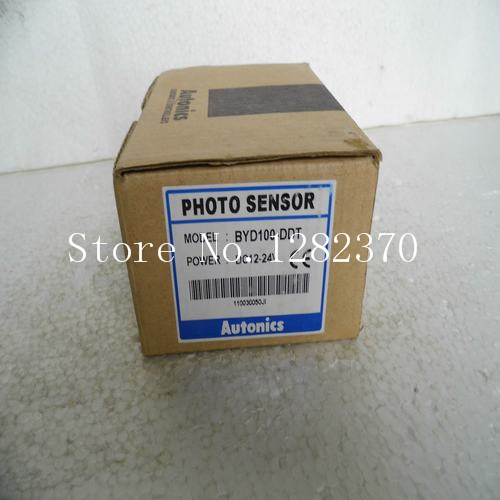 все цены на [SA] New original authentic special sales Autonics sensor switch BYD100-DDT spot --5PCS/LOT