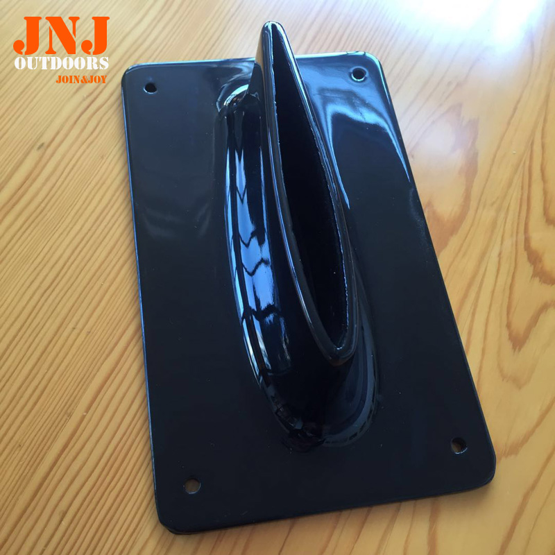 Full carbon hydrofoil plate fixing case full carbon hydrofoil plate fixing case