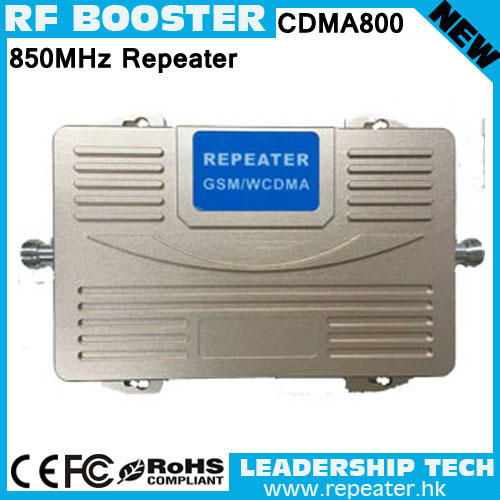Wholesale CDMA850 850MHZ CDMA Repeater  Mobile Phone Signal Repeater CDMA Cell Phone Signal Booster 800mhz Cell Phone Booster