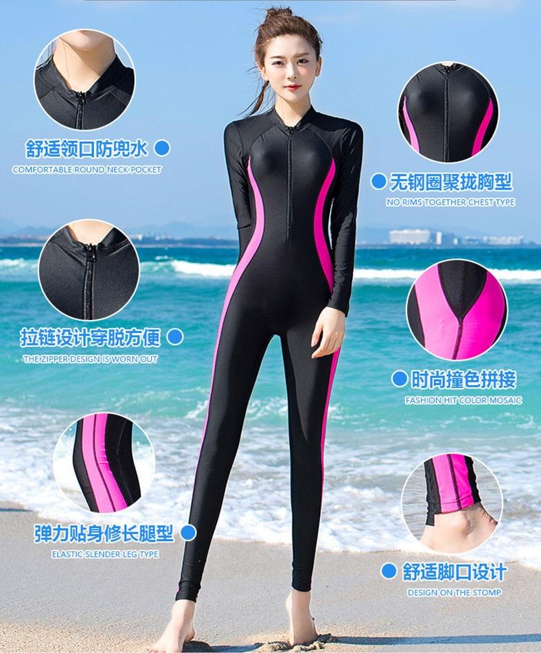 Women wetsuit 11b