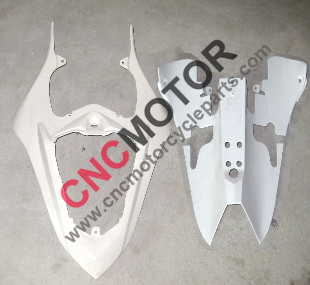 ФОТО Unpainted Rear Tail Seat Cowl Fairing For YAMAHA YZF-R1 YZF R1 2007-2008