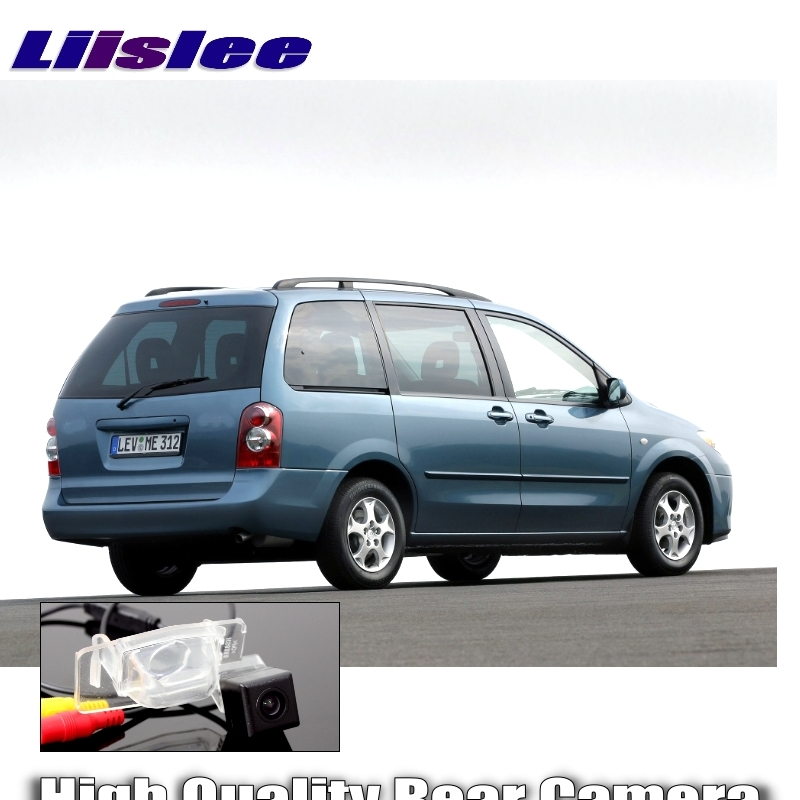 Liislee Car Camera For Mazda MPV 2000~2006 High Quality Rear View Back Up Camera For | CCD with RCA