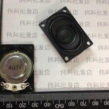Advertising-Machine Speaker New 2840 4-Ohms 3-Watt 28--40mm Multimedia 4R Thickness 3W