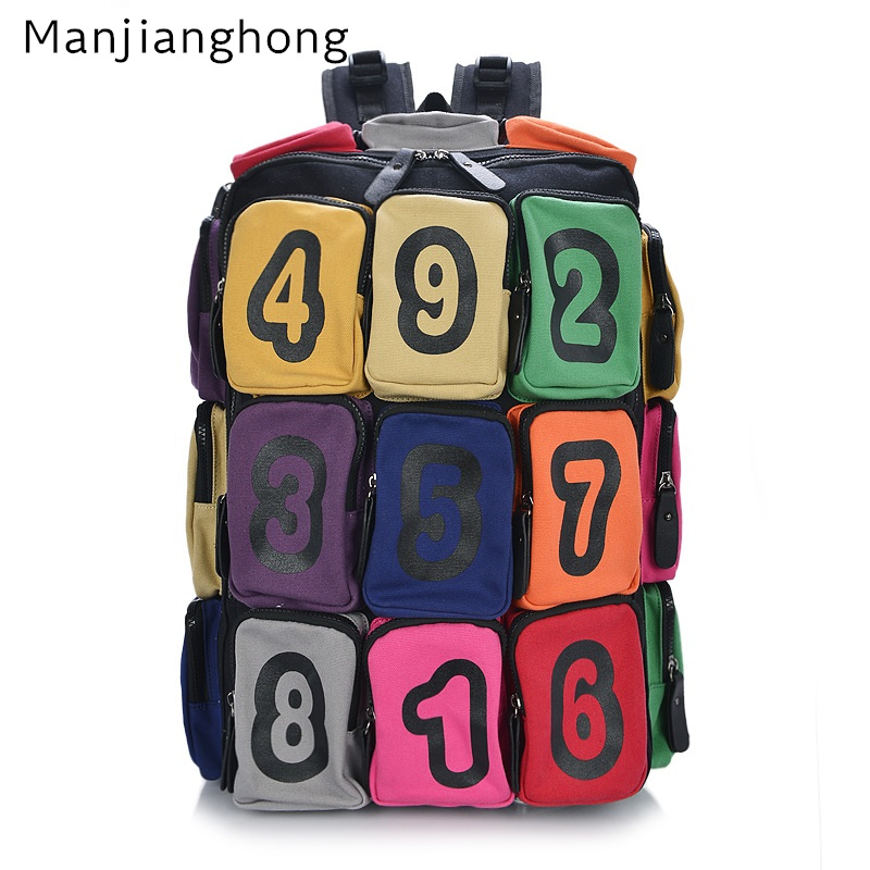 New Hot Brand Canvas Backpack Bag For Laptop 14,15 inch,Travel, Business,Office Worker Bag, School Pack.Free Drop Shipping 1228 hot designs laptop pc bag backpack school book backpack travel bag for 14 15 5 15 6 laptop