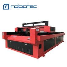 Híbrido Co2 máquina de corte por láser de 220 v/110 v láser cortador máquina de grabado CNC Serie M para materiales metálicos no metálicos