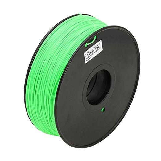 New ABS 3D Printer Pen Filament 3mm Pen 380 Meters 3D Filament 1KG/Roll Plastic Rubber Consumables Material sainsmart abs plastic 3d printer 1kg 3mm supplies filament for reprap natural