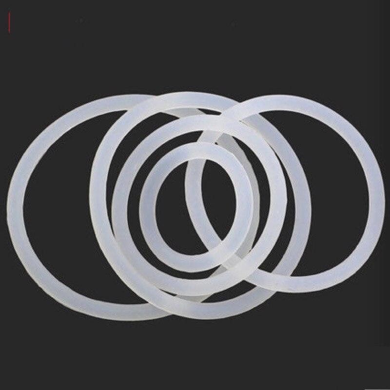 5x силиконовые кольца Прижимные шайбы Прокладки M20 x 2 мм O кольцо уплотнения фланец из ...