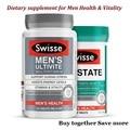 Swisse Vitamin supplements for Men's Health 120Tablets Support men's nutritional energy level needs Support Men Stamina vitality